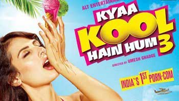 'Kyaa Kool Hain Hum 3' drops further on its First Monday at the Box-office
