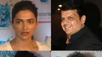 List of the Honourable Attendees at Deepika's NGO Launch