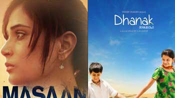 'Masaan', 'Dhanak' to be premiered at 20th BIFF