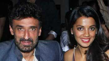 Mugdha Godse confirms her relationship with Rahul Dev