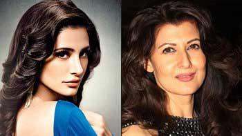 Nargis Fakhri takes tips from Sangeeta Bijlani