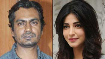 Nawaz To Star Opposite Shruti Haasan In An Upcoming Psychological thriller!