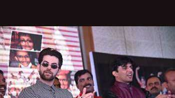 Neil Nitin Mukesh becomes a part of the Tata Memorial Hospital's HOPE 2015