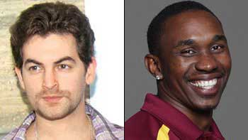 Neil Nitin Mukesh to collaborate with Dwayne Bravo for an international single