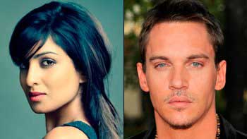 Pallavi Sharda All Set To Work With Hollywood Actor Jonathan Rhys Meyers