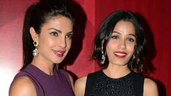 Priyanka Chopra, Freida Pinto to come up with a movie 'Girl Rising - Woh Padhegi, Woh Udegi'