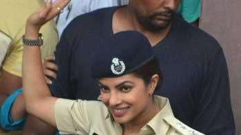Priyanka Chopra Is Enjoying The Last Few Days Of 'Gangaajal 2'