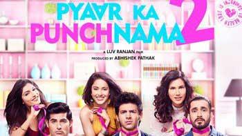 'Pyaar Ka Punchnama 2' is back with a bang!! - Checkout The Teaser