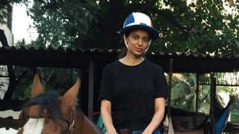 """Queen Kangana Ranaut reveals about """"Rangoon"""""""