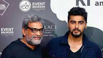 R. Balki Is All Praise For Arjun, Says He Will Be A Film-Maker Soon!