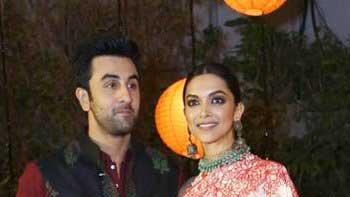 Ranbir Kapoor, Deepika Padukone attend Amitabh Bachchan's Diwali bash