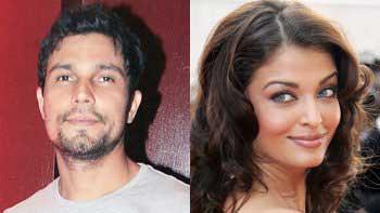 Randeep Hooda To Play Aishwarya Rai's Brother in 'Sarbjit'