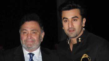 Rishi Kapoor is too critical of his son Ranbir Kapoor's films