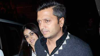 Riteish Deshmukh and Genelia D'Souza going to be parents again?