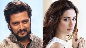 Riteish Deshmukh, Nargis Fakhri to star in a musical drama titled 'Banjo'
