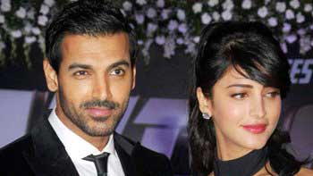 'Rocky Handsome' Starring John-Shruti To Hit The Silver Screens On February 5!