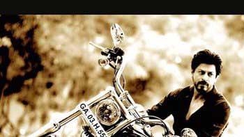 Rohit Shetty Gifts A Brand New Harley Davidson To SRK!