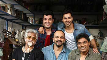 Rohit Shetty's 'Dilwale' Team Heads To Hyderabad For Its Final Schedule!