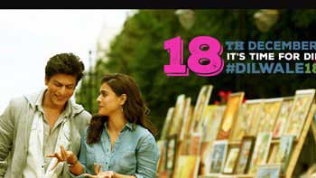 Rohit Shetty's 'Dilwale' To Release On 18 December