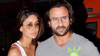 Saif Ali Khan and Kareena Kapoor Khan to feature together in Jaguar cars ad