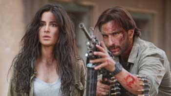 Saif-Katrina Starrer 'Phantom' Passes With 'UA' Censor Board Certification!