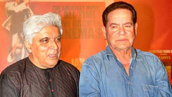 Salim Khan-Javed Akhtar honoured at MAMI festival with 'Excellence in Cinema' award