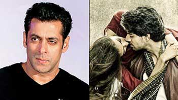 Salman Khan axes Sooraj Pancholi, Athiya Shetty's lip-lock scene from 'Hero'
