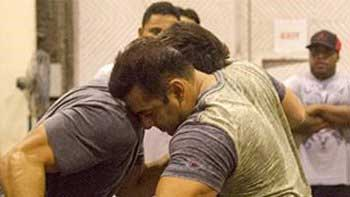 Salman Khan Finds Training For 'Sultan' Painful!