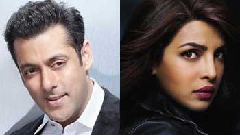 Salman Khan Is Excited For Priyanka's 'Quantico'; Wishes Her Luck!