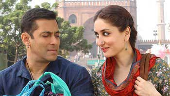 Salman Khan's New Video Of Eid Celebration!