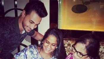 Salman Khan's sister Arpita Khan and husband Aayush Sharma celebrate first wedding anniversary in London