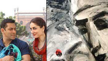 Salman Khan's Special Gesture For Co-Star Kareena Kapoor!