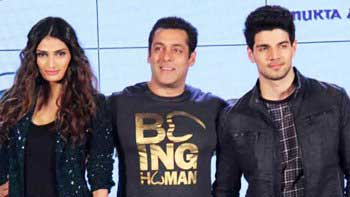 Salman Khan says 'Hero' has a lavish budget like his other movies
