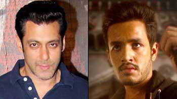 Salman Khan Unveils the Teaser of Akkineni Nagarjuna's Son's Film