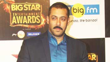 Salman Khan will be working on his 50th birthday