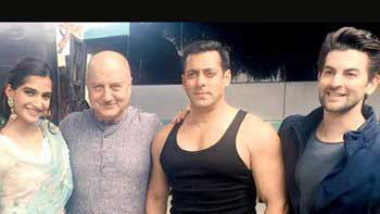 Salman-Sonam Starrer 'Prem Ratan Dhan Payo' To Be Wrapped-up By August End