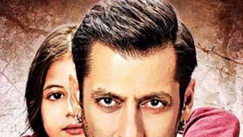 Second week box-office collection of 'Bajrangi Bhaijaan'