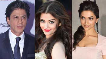 Shah Rukh Khan, Aishwarya Rai Bachchan, Deepika Padukone honoured at Filmfare Glamour and Style Awards