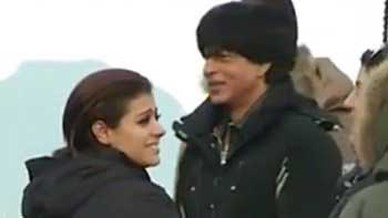 Shah Rukh Khan completes 'Dilwale' shooting in Iceland