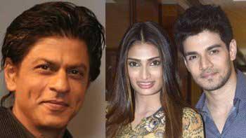 Shah Rukh Khan gives best wishes to Sooraj Pancholi, Athiya Shetty for 'Hero'