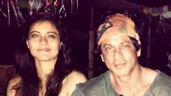 Shah Rukh Khan, Kajol party post the wrap up of 'Dilwale'