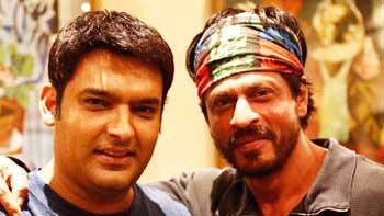 Shah Rukh Khan, Kapil Sharma to host 61st Filmfare Awards