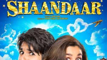 Shahid Kapoor, Alia Bhatt rock in 'Shaandaar' trailer