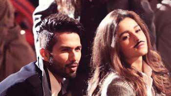Shahid Kapoor, Alia Bhatt to perform live today