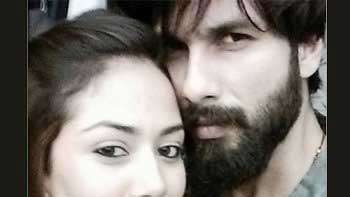Shahid Kapoor's dinner date with wife Mira on Karva Chauth