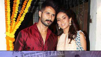 Shahid Kapoor's wife Mira makes her debut on stage at Masaba Guta's sangeet