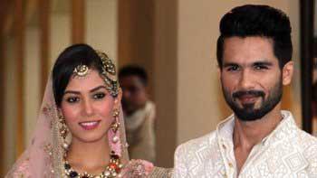 Shahid Kapoor Ties Knot With Mira Rajput On 7 July