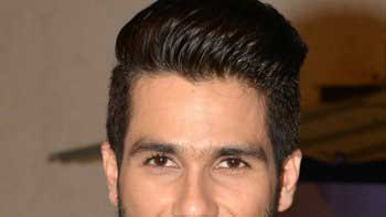 Shahid Kapoor to commence shooting for 'Rangoon' in December