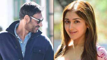 'Shivaay' Debutante Sayeesha Is Impressed By Devgn's Directorial Skills!