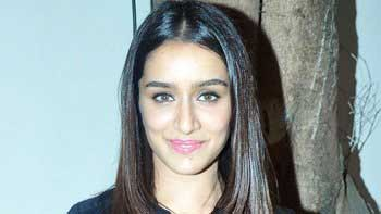 Shraddha Kapoor goes on look experimentation spree for 'Baaghi'